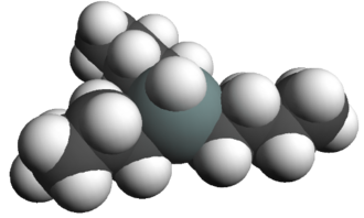 Imposex - Tributyltin (TBT) hydride model
