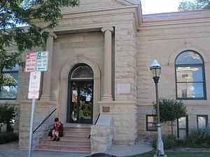 Las Animas County, Colorado - Public library in Trinidad serves Las Animas County.
