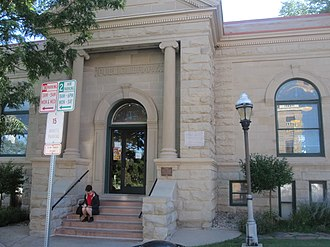 Las Animas County, Colorado - Public library in Trinidad serves Las Animas County.