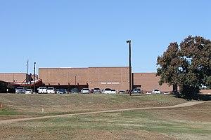 Troup, Texas - Troup High School