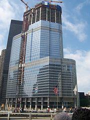Trump Hotel Chicago 2007-08-25