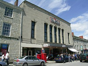 Media in Cornwall - The Plaza in Truro