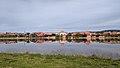 Tuggeranong Town Centre skyline April 2020.jpg