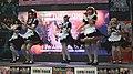 Tukuyomi Maid Café maids on PF30 stage 20190518b.jpg