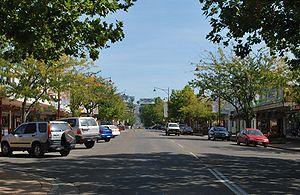 Tumut - Wynyard Street