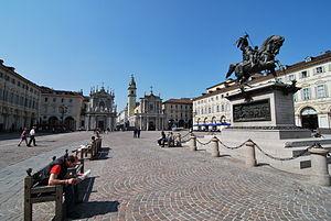Piazza San Carlo - Piazza San Carlo