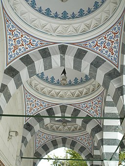 Turkish Mosque in Yoyogi Uehara, Tokyo P1020555