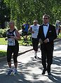 Tuxedo on Helsinki City Marathon 2007.jpg