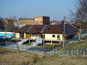 Twardogóra - Image: Twardogóra, GO Si R w Twardogórze fotopolska.eu (89512)