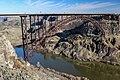 Twin Falls, Idaho…Snake River bridge (7334003776).jpg