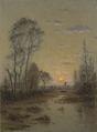 Two Cows in an Evening Landscape (Per Ekström) - Nationalmuseum - 22001.tif