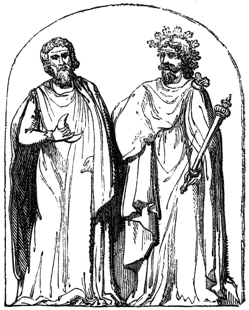 Von Bernard de Montfaucon - J.R. Planché,
