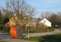 Tygelsjö skolevej