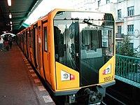 U-Bahn Berlin Baureihe Hk