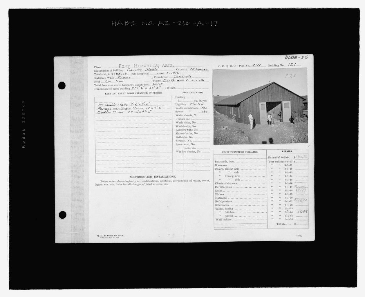 Property Record Card Islamorada
