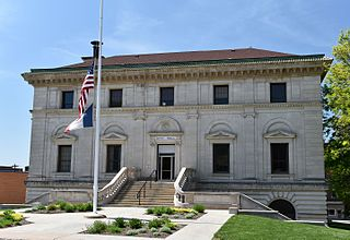 Ottumwa City Hall United States historic place