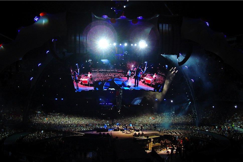 U2 360 Tour Camp Nou2