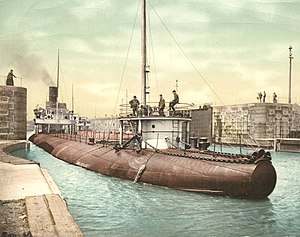 Whaleback - Joseph L. Colby, built 1890, scrapped 1935, was the second whaleback built by McDougall