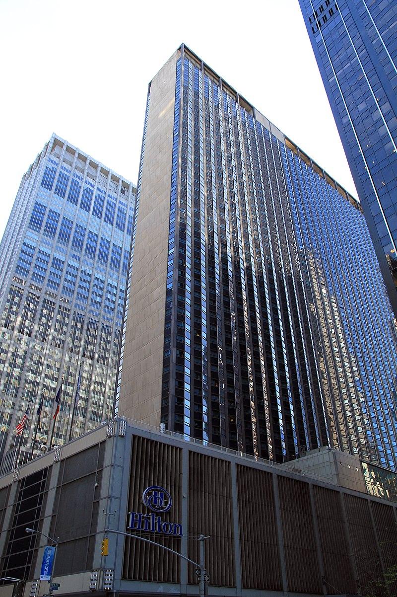 USA-NYC-Hilton Hotel.jpg