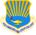USAF - Air Command And Staff College.png