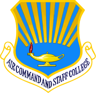 Air Command and Staff College
