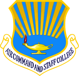 Air University (United States Air Force) - Air Command And Staff College emblem