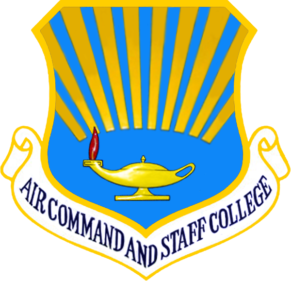 USAF - Air Command And Staff College