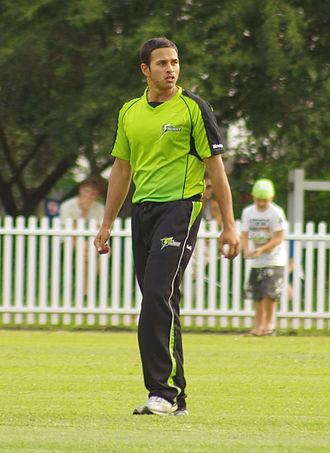 Usman Khawaja - Khawaja in December 2011