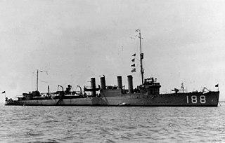 USS <i>Goldsborough</i> (DD-188)