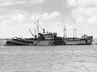 USS <i>Hamlin</i> (AV-15)