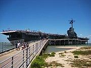 USS Lexington Corpus