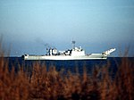USS Saginaw (LST-1188) underway in 1987.jpg