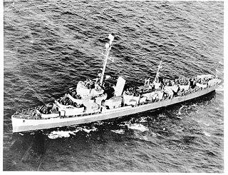 USS <i>Willis</i> (DE-395)