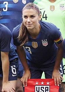 ecf73dc2597 Alex Morgan - Wikipedia