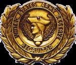 Insignia de reclutador de la Reserva del Ejército de EE. UU.