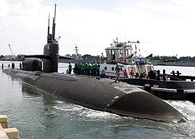 Image illustrative de l'article USS Dallas (SSN-700)