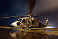 US Navy 050421-N-8134A-002 A U.S. Navy MH-60S Seahawk helicopter remains static on the flight line.jpg