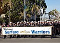US Navy 081111-N-7302S-001 Sailors from Naval Surface Forces march in the 22nd annual San Diego Veterans Day Parade.jpg