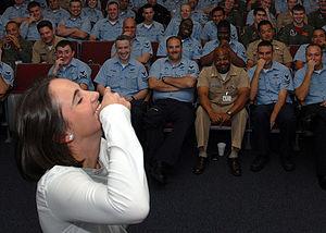 JACKSONVILLE, Fla. (March 17, 2009) Lt. j.g. J...