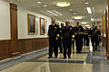 US Navy 100318-N-8273J-097 Chief of Naval Operations (CNO) Adm. Gary Roughead hosts the Chief of Naval Staff of the Pakistan Navy Adm. Noman Bashir during a visit to the Pentagon.jpg