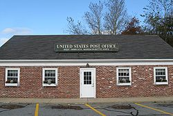 West Yarmouth Post Office