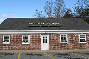 West Yarmouth, Massachusetts - West Yarmouth Post Office