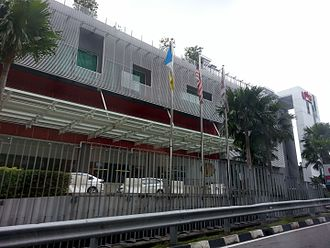 Gelugor - Udini Square, the newest shopping mall at Gelugor