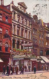 Vaudeville Theatre Wikipedia