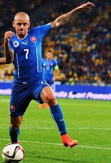 Vladimír Weiss (footballer, born 1989) Slovak association football player (1989-)