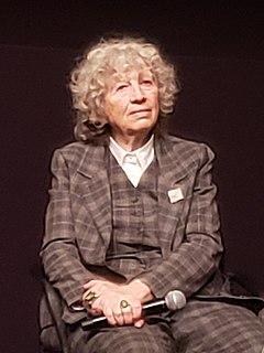 Ulrike Ottinger German filmmaker and photographer