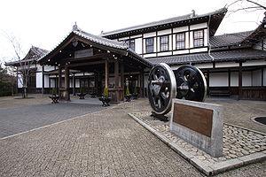 Umekoji SL museum 001 JPN