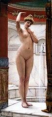 Un bain pompeien