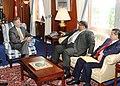 Under Secretary Burns Speaks With Bangladeshi Foreign Secretary Mijarul Quayes (4748647451).jpg