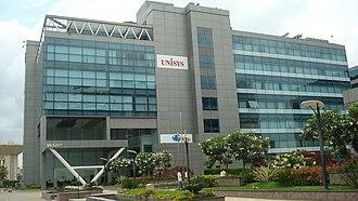 Unisys - Image: Unisys Bangalore Office 2